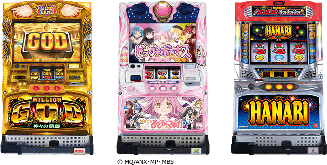 Pachislot and Pachinko Business